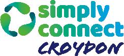 simply connect croydon logo